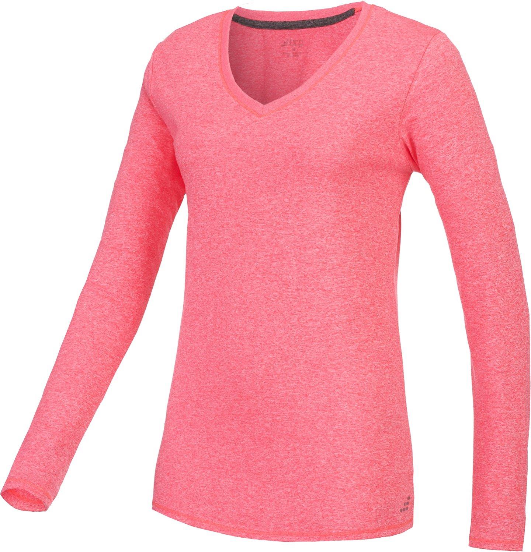 BCG™ Women's Training Long Sleeve V-neck Tech T-shirt