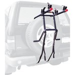 Allen Sports Deluxe 2-Bike Spare Tire Rack - view number 1