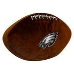 The Northwest Company Philadelphia Eagles Football Shaped Plush Pillow - view number 1