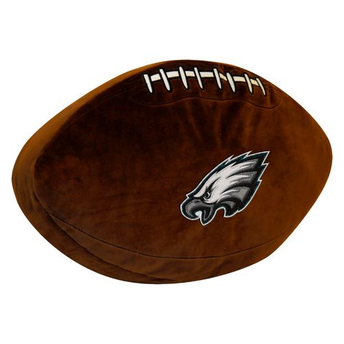 The Northwest Company Philadelphia Eagles Football Shaped Plush Pillow