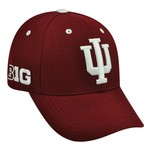 Top of the World Adults' Indiana University Triple Conference Cap