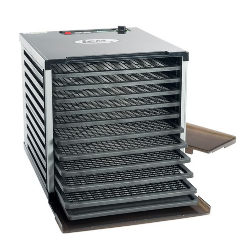 Display product reviews for LEM 10-Tray Dehydrator