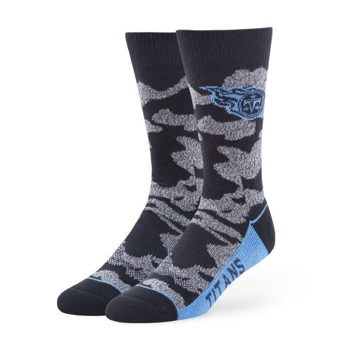 '47 Men's Tennessee Titans Bayonet Fuse Socks