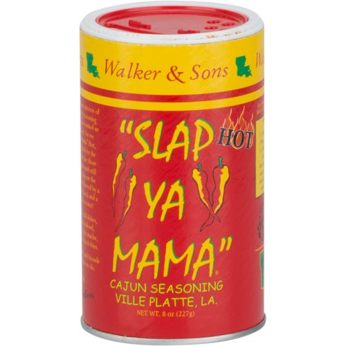 Display product reviews for Slap Ya Mama 8 oz. Hot Seasoning