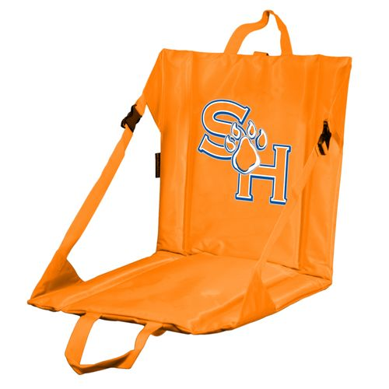 Logo Chair Sam Houston State University Stadium Seat