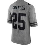 Nike Men's Kansas City Chiefs Jamaal Charles #25 Gridiron Home Twill Jersey