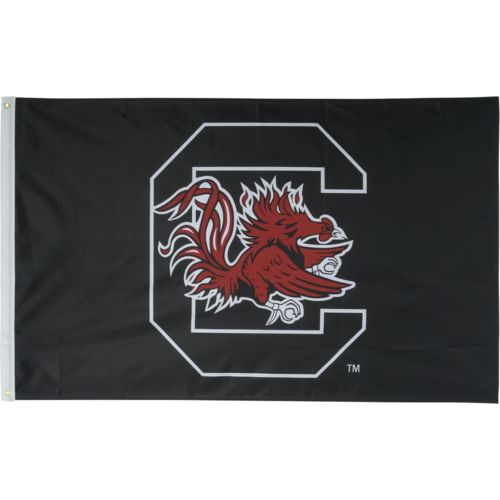 BSI University of South Carolina 3' x 5' Flag - view number 1