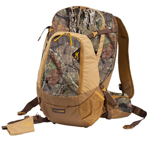 Display product reviews for Browning Buck2000 Realtree Xtra® Hunting Pack