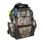 Wild River® Tackle Tek™ Nomad Mossy Oak Camo Lighted Fishing Backpack - view number 2