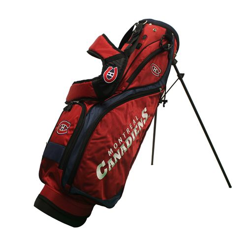 Team Golf Montreal Canadiens Nassau Golf Stand Bag - view number 1
