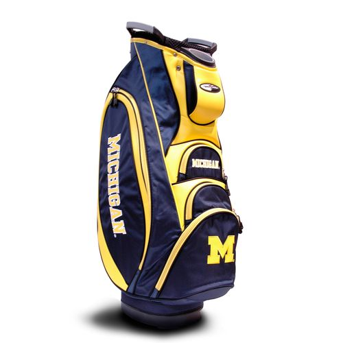 Team Golf University of Michigan Victory Cart Golf Bag