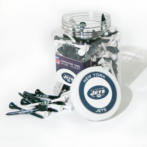 Team Golf New York Jets Tees 175-Pack