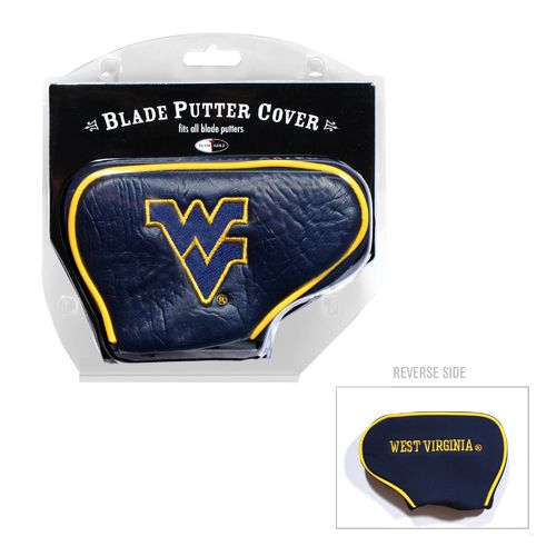Team Golf West Virginia University Blade Putter Cover