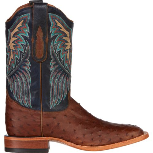 Tony Lama Men's Kango Lux Label Ostrich Western