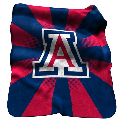 Logo™ University of Arizona Raschel Throw