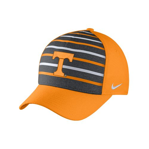 Nike™ Men's University of Tennessee Classic Verbiage Swoosh Flex Cap