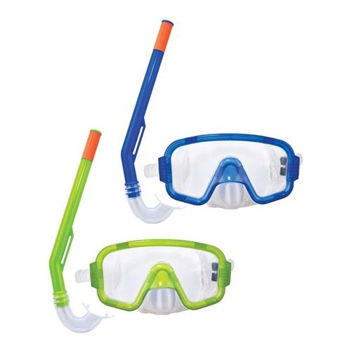 SwimWays Boys' Diver Down Swim Mask with Snorkel - view number 2