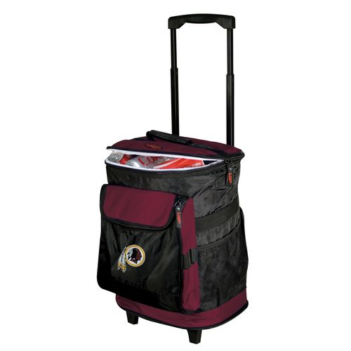 Logo™ Washington Redskins Rolling Cooler - view number 1