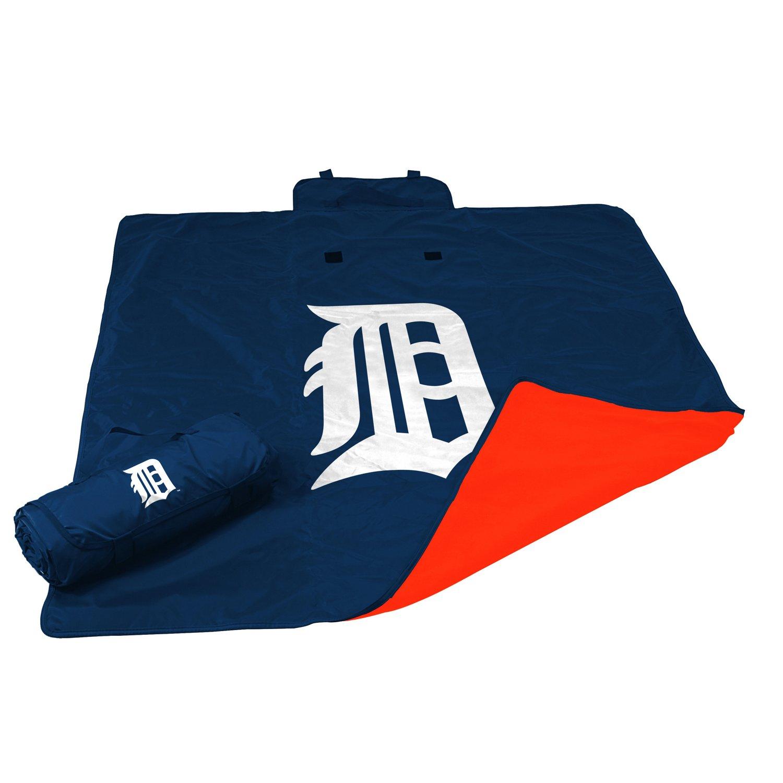 Logo Detroit Tigers All-Weather Blanket