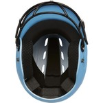 Boombah Adults' Defcon Sleek Profile Softball Helmet with Mask - view number 3