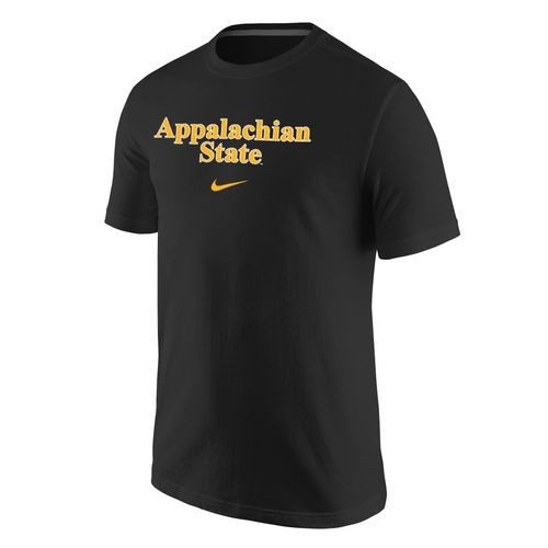 Nike™ Men's Appalachian State University Cotton Short Sleeve T-shirt