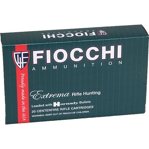 Fiocchi Extrema .308 Winchester/7.62 NATO 168-Grain Centerfire Rifle Ammunition - view number 1
