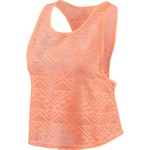 O'Rageous® Women's Crochet Muscle Tank Top Cover-up