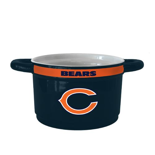 Boelter Brands Chicago Bears Gametime 23 oz. Ceramic Bowl
