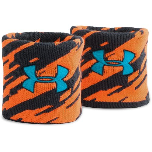 Under Armour® Men's Football Graphic Wristbands 2-Pack