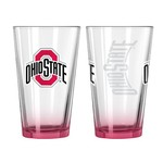 Boelter Brands Ohio State University Elite 16 oz. Pint Glasses 2-Pack - view number 1