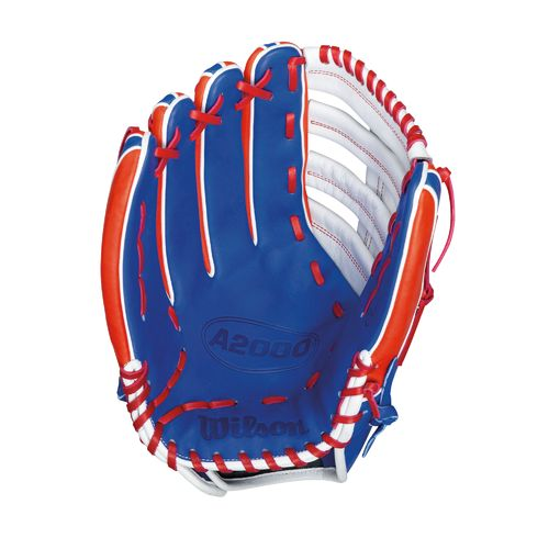 Wilson Adults' A2000 'Merica 13' Slow-Pitch Softball Glove Left-handed