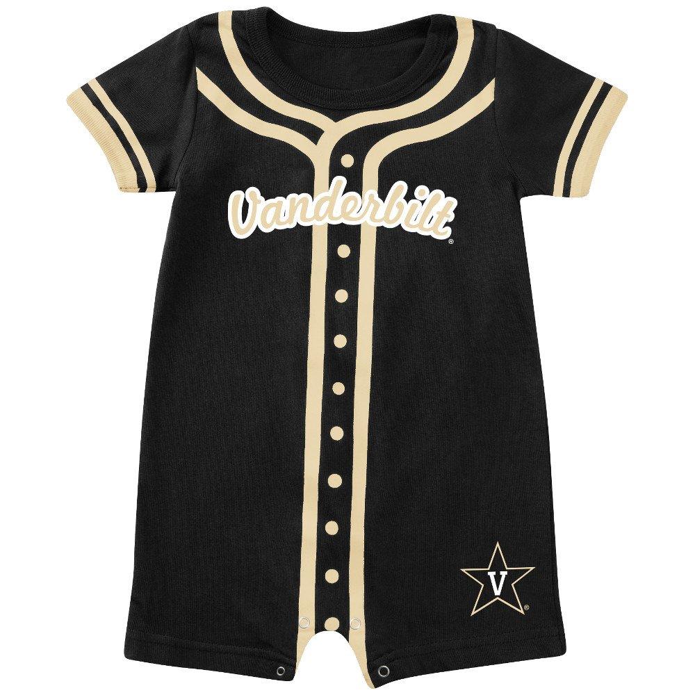 Colosseum Athletics Infants' Vanderbilt University Baseball Romper