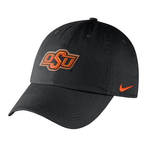 Nike™ Men's Oklahoma State University Dri-FIT Heritage86 Authentic Cap