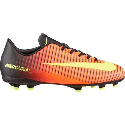Nike Kids' Mercurial Vapor XI Firm Ground Soccer Boots