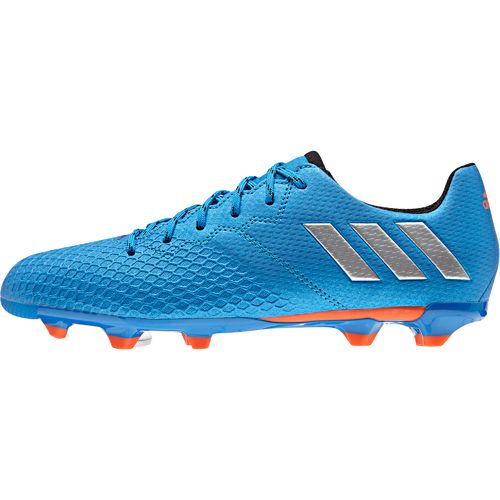 Display product reviews for adidas Kids' Messi 16.3 FG J Soccer Cleats