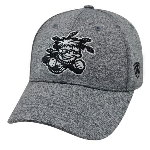 Top of the World Men's Wichita State University Steam Cap