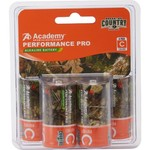 Academy Sports + Outdoors™ Performance Pro Mossy Oak C Alkaline Batteries 4-Pack