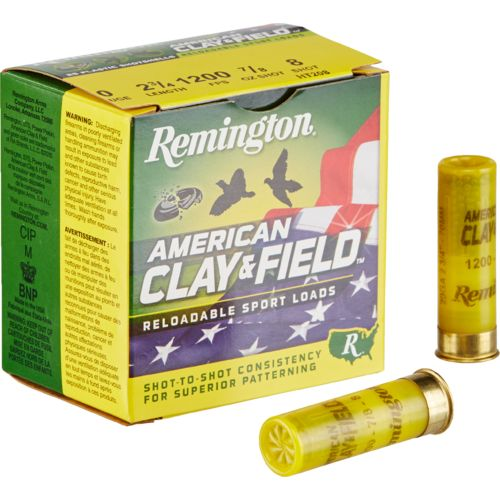Remington American Clay & Field 20 Gauge Reloadable