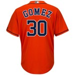 Majestic Men's Houston Astros Carlos Gomez #30 Cool Base Replica Jersey