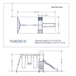 Backyard Discovery™ Yukon III Wooden Swing Set - view number 4