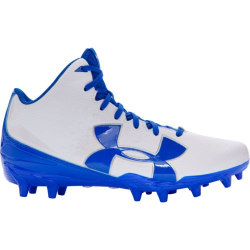 Under Armour™ Boys' Fierce Phantom Mid MC Football Cleats