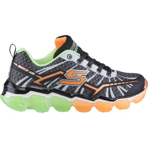 SKECHERS Boys' Skech-Air Turbo Shocks Shoes