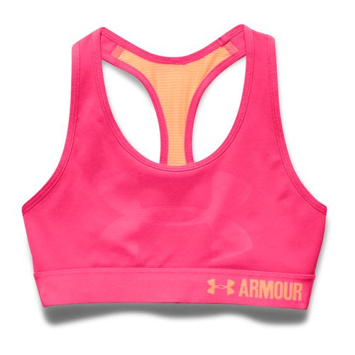 Under Armour™ Girls' Armour® Logo Sports Bra