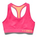 Under Armour® Girls' Armour® Logo Sports Bra