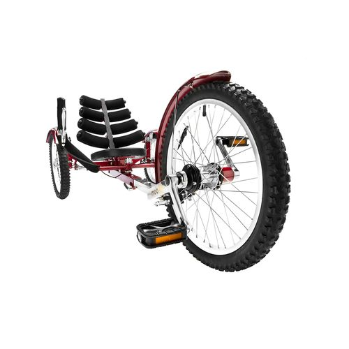 Display product reviews for Mobo Cruiser Adults' Shift 3-Wheel Cruiser