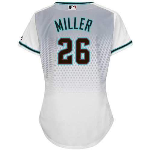 Majestic Women's Arizona Diamondbacks Shelby Miller #26 Jersey