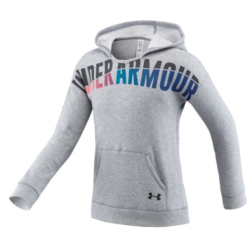 Under Armour Girls' Favorite Fleece Hoodie
