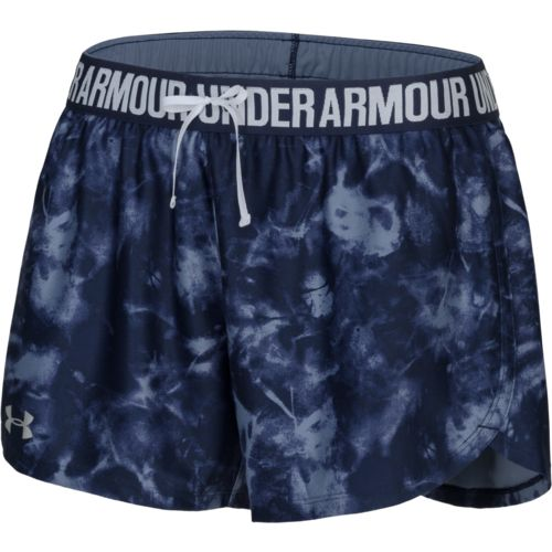 Under Armour™ Women's Play Up Printed Recall Short