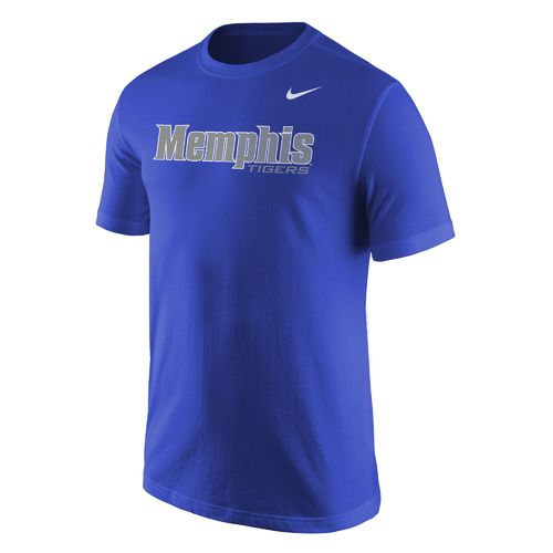 Nike Men's University of Memphis Wordmark T-shirt