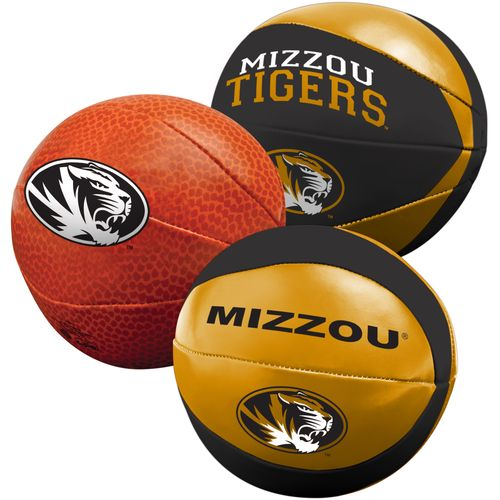 Rawlings® University of Missouri 3-Point Shot Softee Basketballs